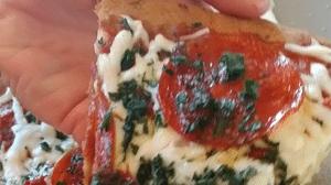 Keto Fathead Pizza Step 16