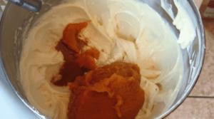 Keto Pumpkin Pie Cheesecake Bars Step 7
