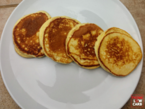 Simply Delicious Keto Perfect Pancakes