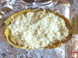 "Ultimate Baked Creamy Keto ""Mac"" and Cheese"