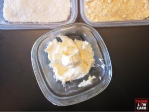 Keto No Bake Lemon Cheesecake Bites