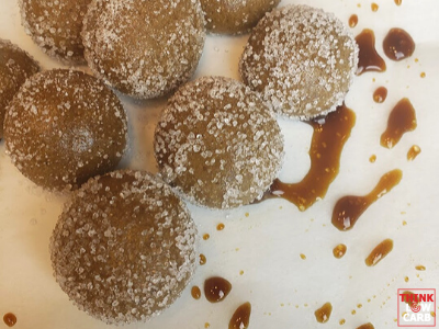 Keto Molasses Balls