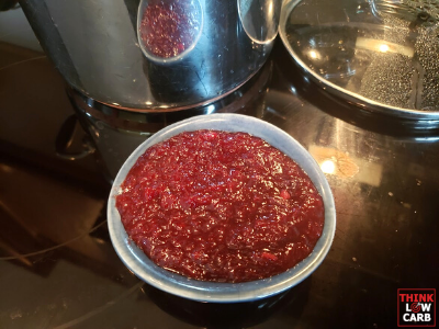 keto plum sauce